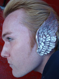 jewelry designer Gregg Wolf