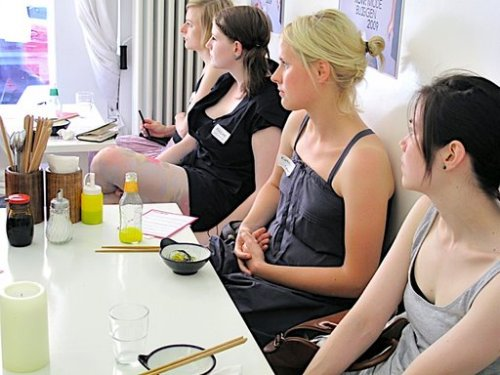 BERLIN FASHION WEEK, FASHION BLOGGER TREFFEN 09