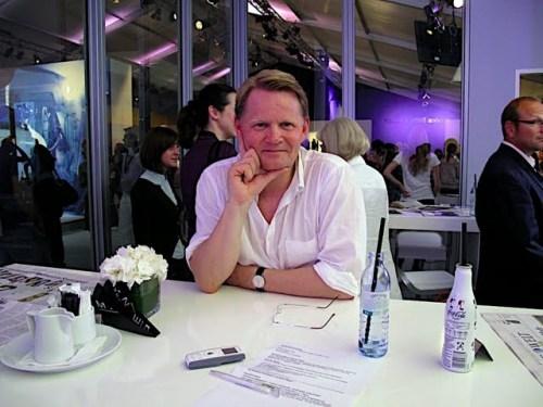 Interview mit Anders Sundt Jensen, Markenchef Mercedes-Benz Cars
