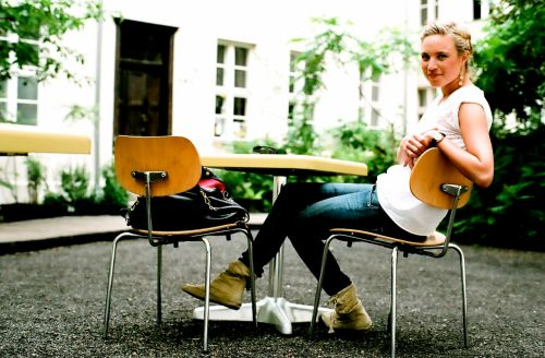 Julia Knolle im Kreative Klasse Interview