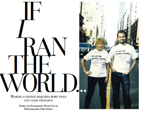 Cindy Gallop - If we ran the World