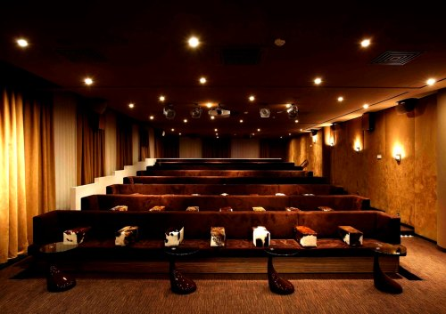 East Design Hotel, Cinema
